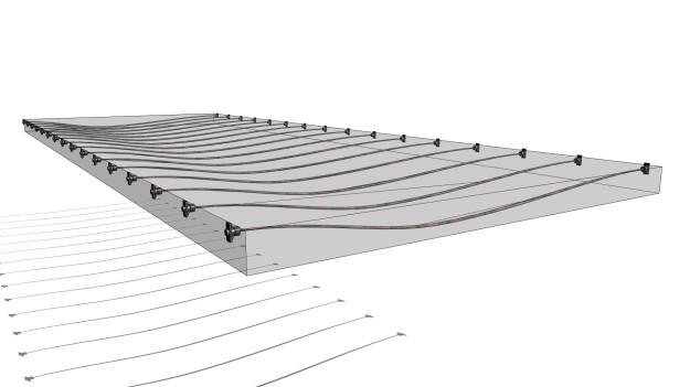 Post Tensioning Bar : Post tension structures in revit håvard vasshaug
