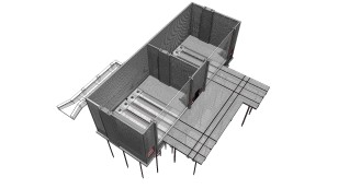 Reinforced concrete power station 2