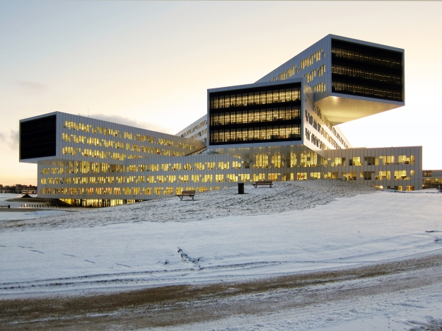 Luis Fonseca's picture of the Statoil building