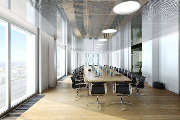 DNB Headquarters Board Room