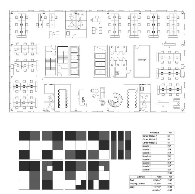 Facade Module Scheme